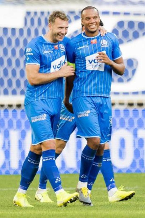 Jupiler Pro League - AA Gent neemt tegen KV Mechelen revanche voor verloren Bekerfinale