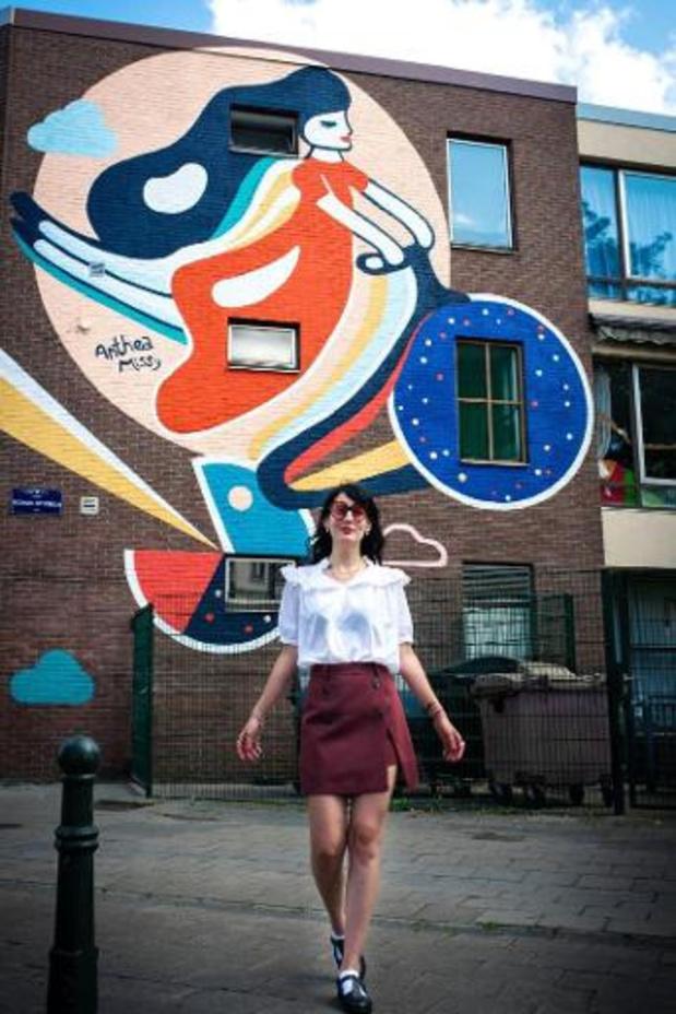 Feministische fietstocht vraagt aandacht voor fietsende vrouwen in Brussel