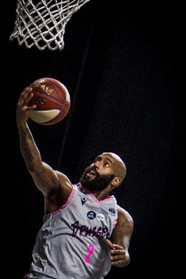 Saison de basket terminée pour Darius Washington (Brussels), blessé au pouce