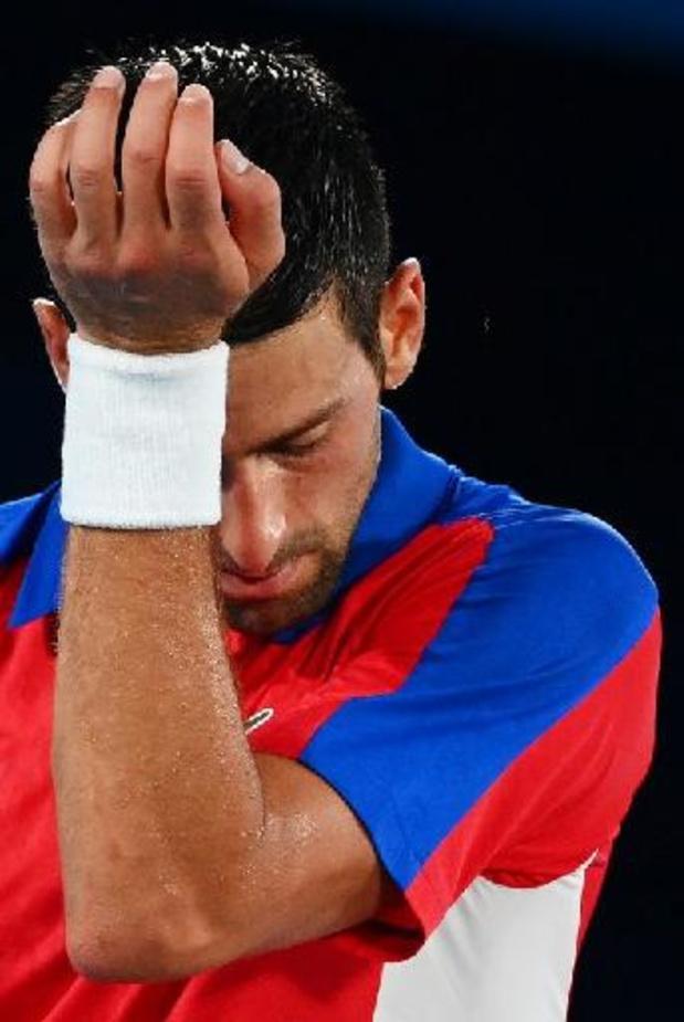 Alexander Zverev renverse Novak Djokovic et brise son rêve de Grand Chelem doré