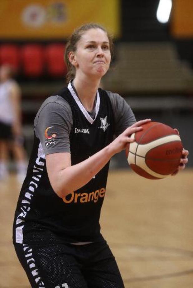 Emma Meesseman vise un 4e titre avec Ekaterinbourg au Final Four à Istanbul
