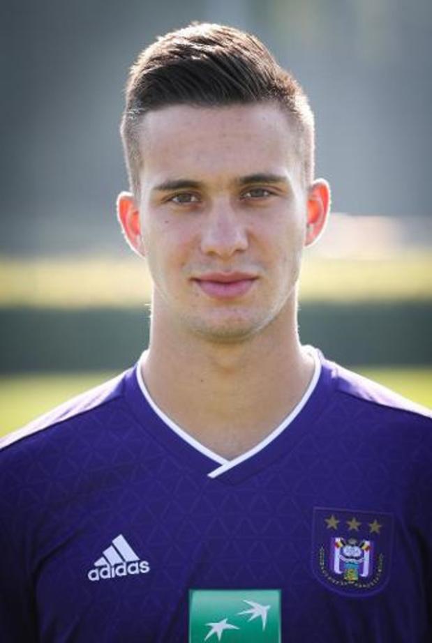 Jupiler Pro League - Anderlecht verhuurt Luka Adzic aan FC Emmen