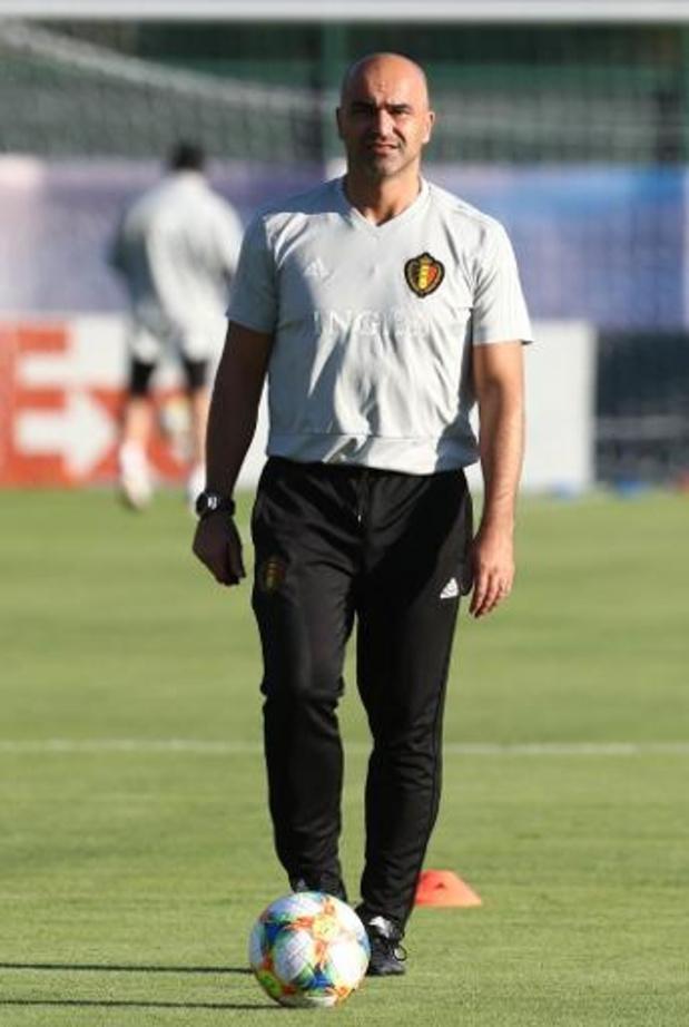 Roberto Martinez maakt morgen selectie bekend voor San Marino en Kazachstan