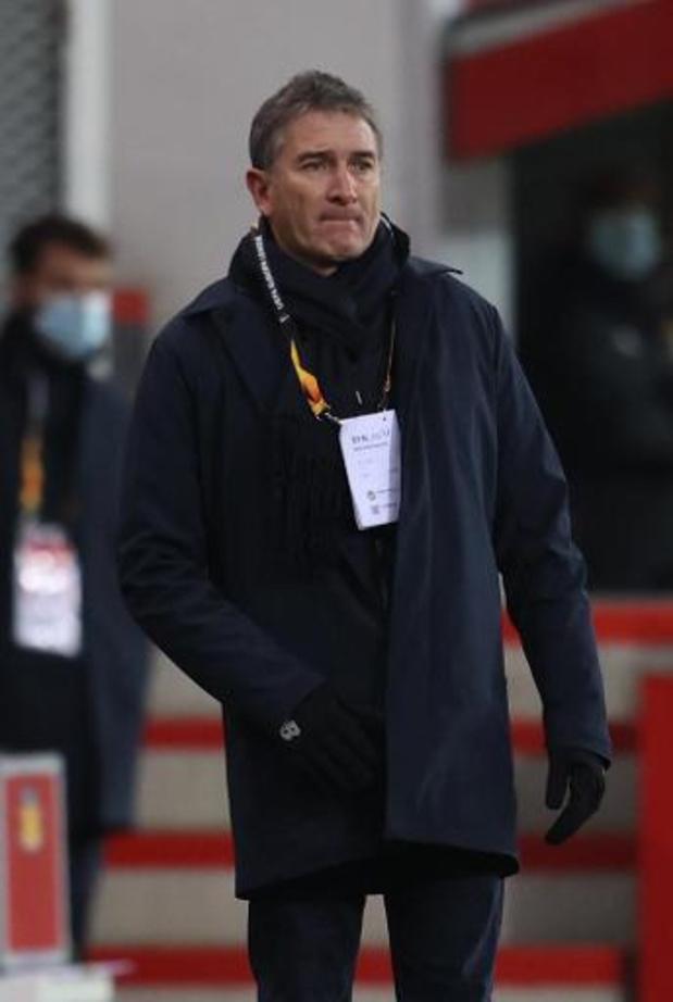 """Europa League - Philippe Montanier: """"Dommage qu'il n'y ait pas de VAR en Europa League"""""""