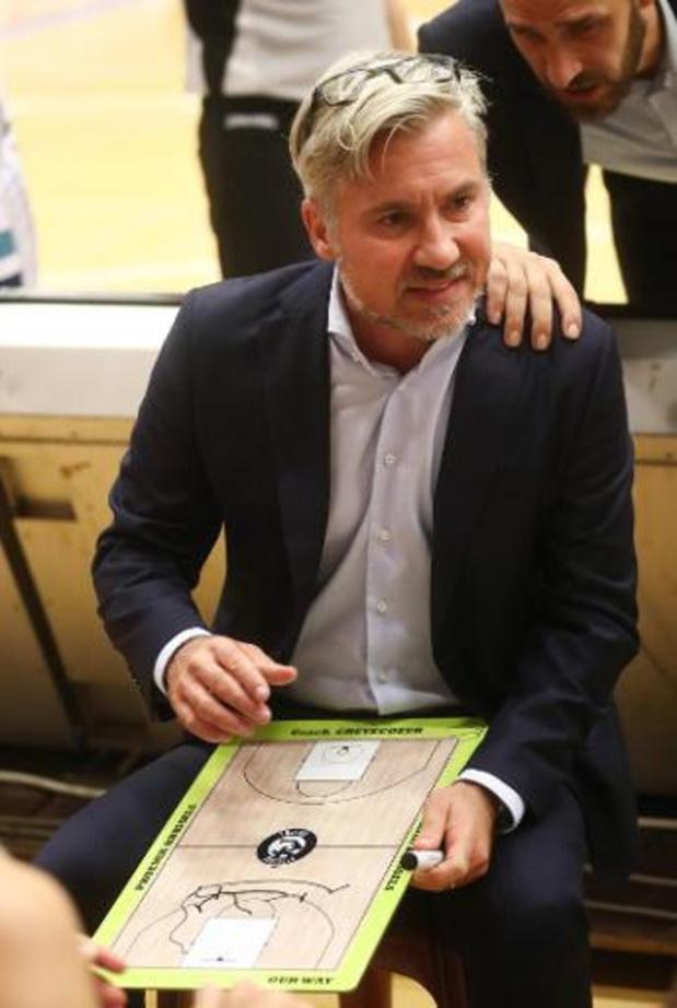 Serge Crevecoeur quittera le Brussels en fin de saison et le club devrait arrêter en D1