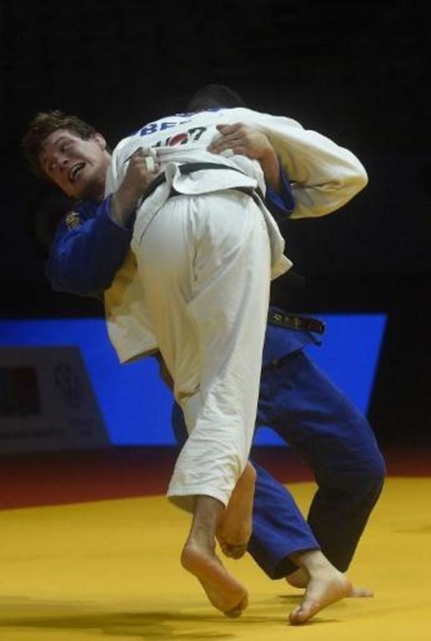 Zweed Pacek wipt Matthias Casse uit Masters in eerste judokamp