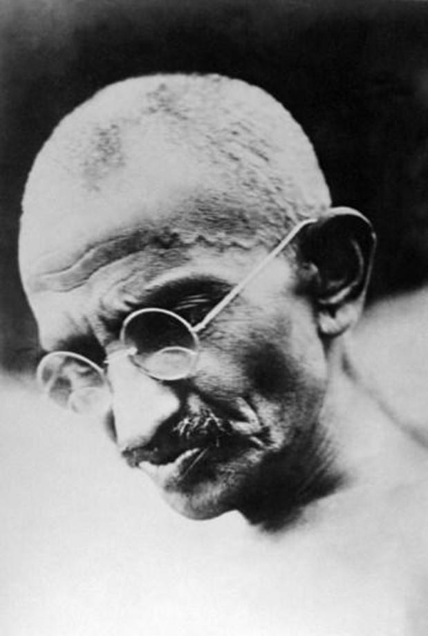 Bril Indiase onafhankelijkheidsheld Gandhi onder de hamer