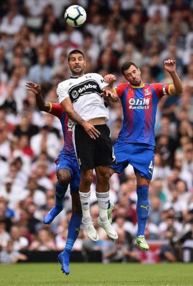 Premier League - Mitrovic et Milivojevic (ex-Anderlecht) soupçonnés d'avoir enfreint les règles anti-Covid