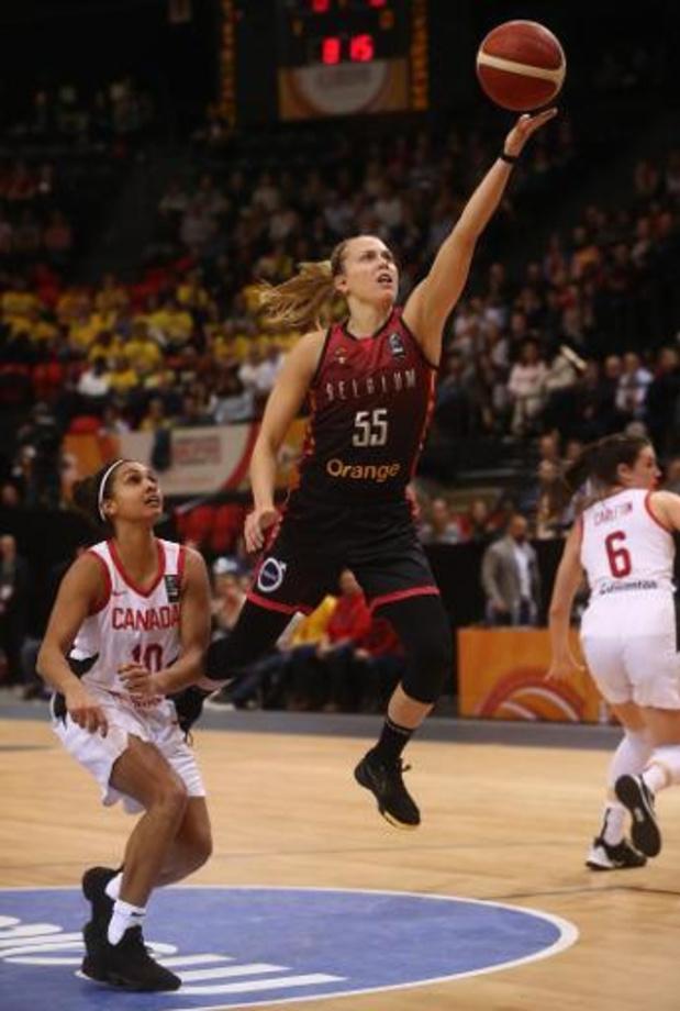 WNBA - La meneuse des Belgian Cats, Julie Allemand rejoint la WNBA et signe à Indiana Fever