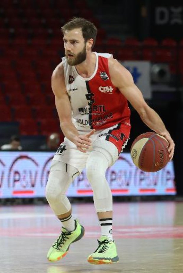 Euromillions Basket League - Le Spirou Charleroi s'impose face à Limburg United