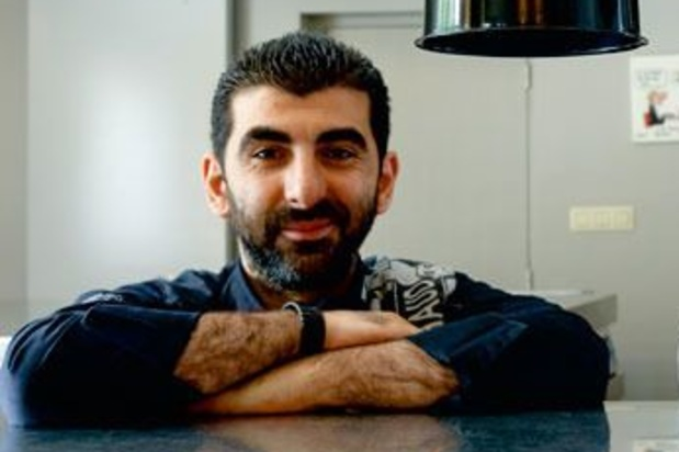 "Karen Torosyan (Bozar Restaurant):""Faire face, debout en cuisine"""