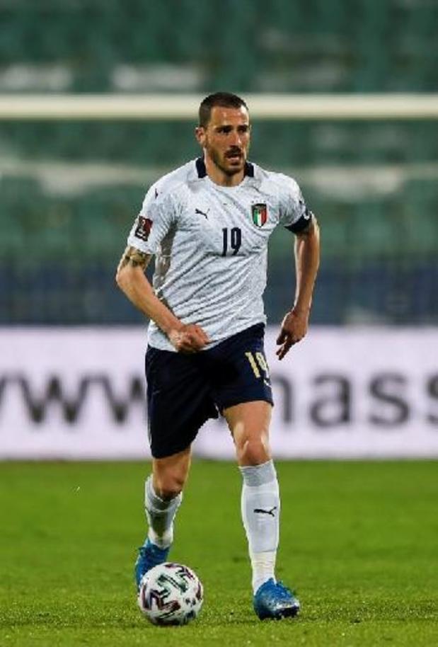 Serie A - Leonardo Bonucci (Juventus) guéri du Covid-19