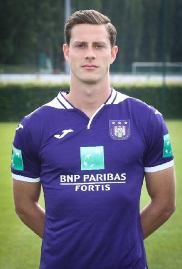 Jupiler Pro League - Anderlecht laisse partir James Lawrence à St. Pauli