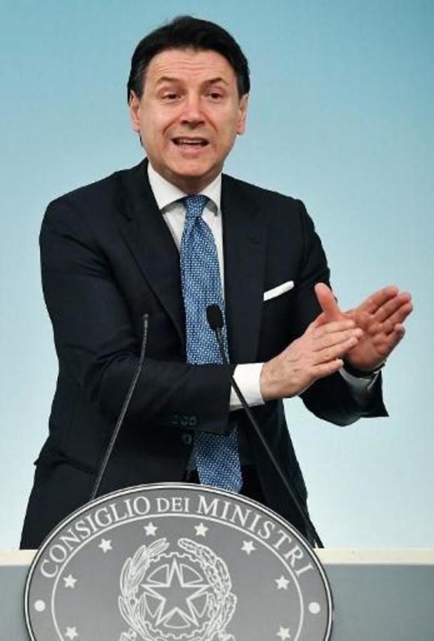Coronavirus - Le gouvernement italien ordonne la suspension du championnat de football