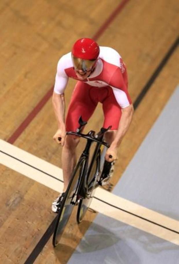 Olympische wielerheld Ed Clancy uit competitie na blessure