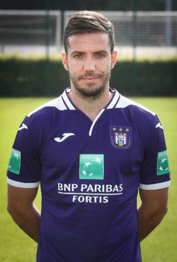 Alexandru Chipciu quitte Anderlecht et rejoint la Roumanie