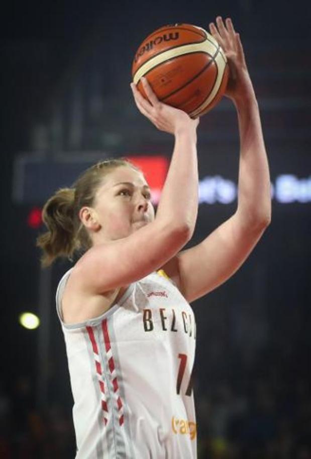 Emma Meesseman remporte le Géant Flamand 2019