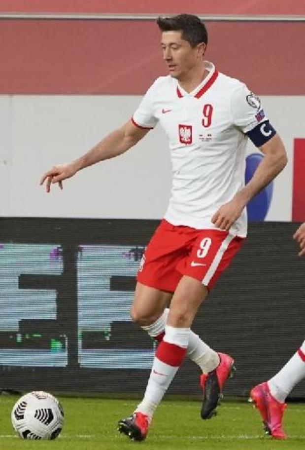 Polen maakt selectie bekend onder aanvoering van Robert Lewandowski