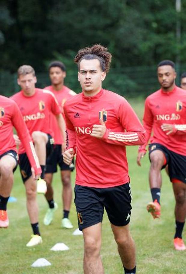 Les Belges à l'étranger - Theate monte et marque face à l'Inter, Ngonge s'incline avec Groningen