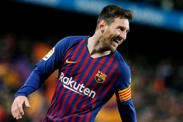 Plainte contre Messi et sa fondation pour blanchiment