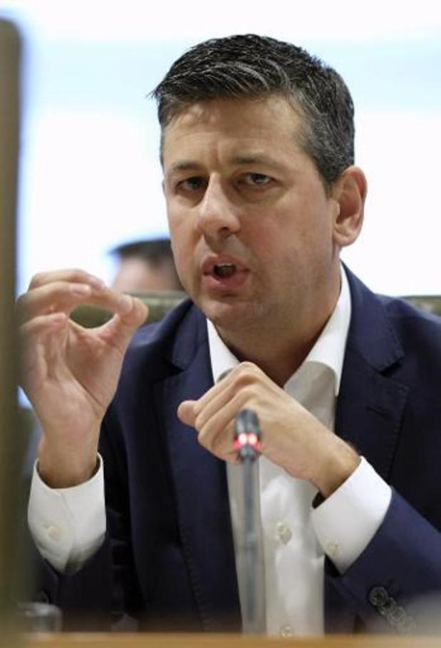 Voorlopig geen commissie Institutionele Zaken in Vlaams Parlement