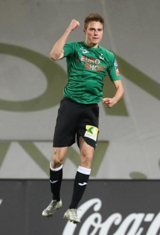 Le jeune Siemen Voet prolonge au Club Bruges jusqu'en 2022