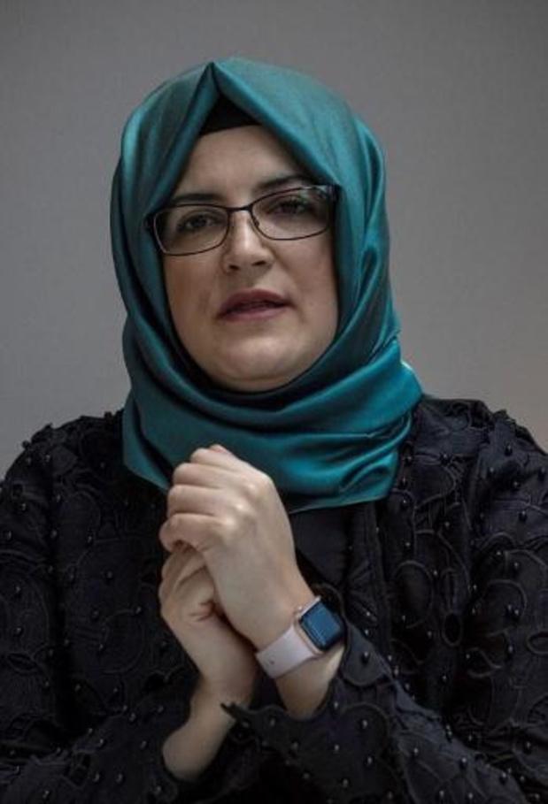 Niemand heeft het recht te vergeven, vindt verloofde van Khashoggi