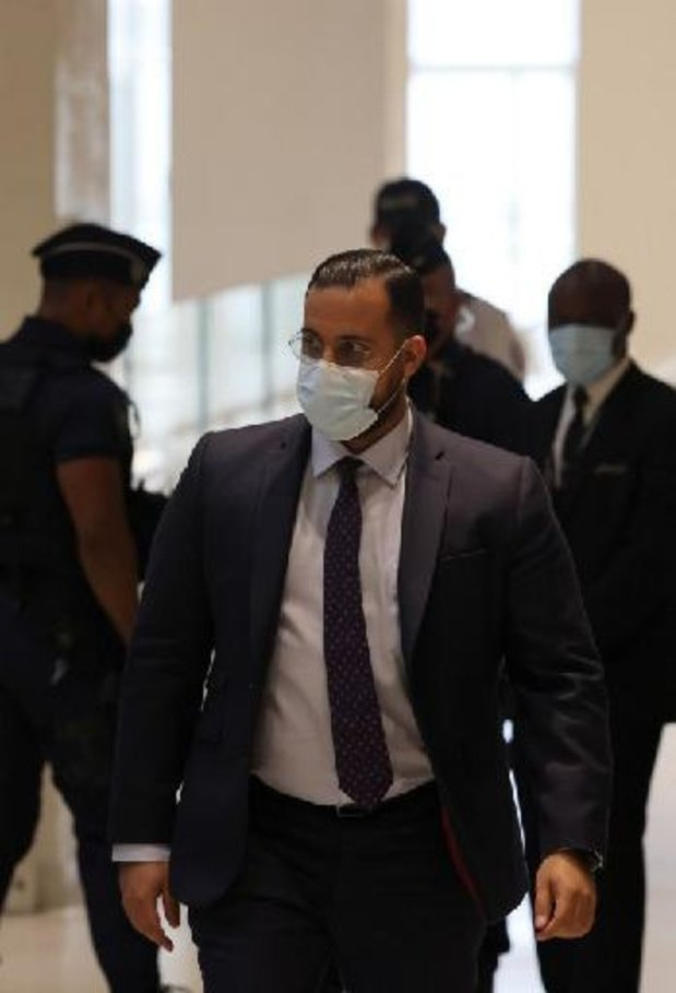 Le procès d'Alexandre Benalla s'est ouvert à Paris, trois ans après le scandale