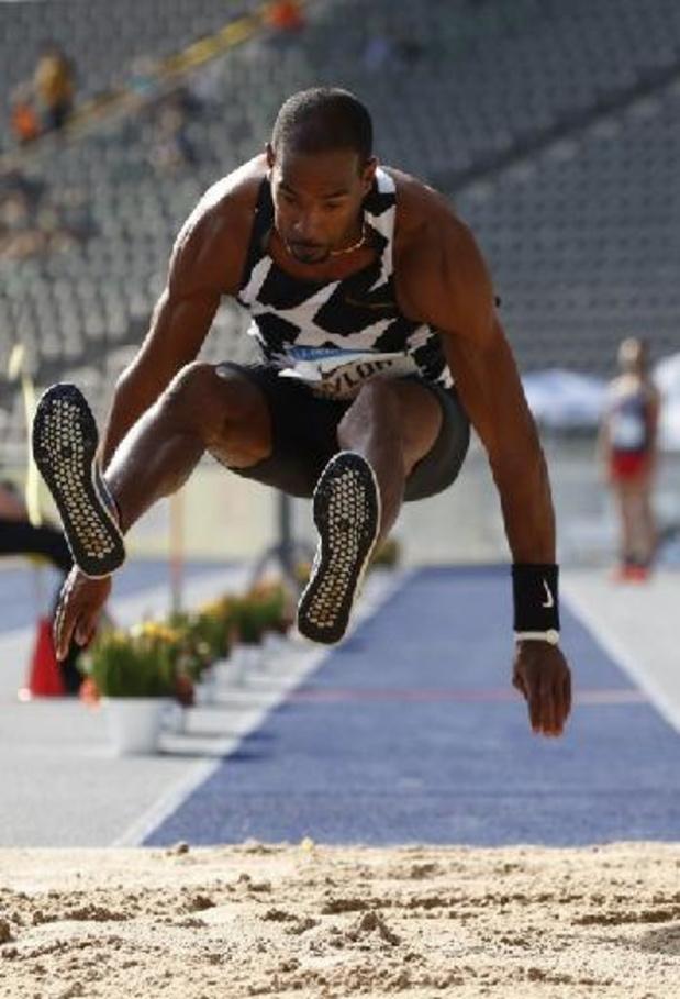 JO 2020 - Rupture d'un tendon d'Achille pour Christian Taylor à deux mois des Jeux