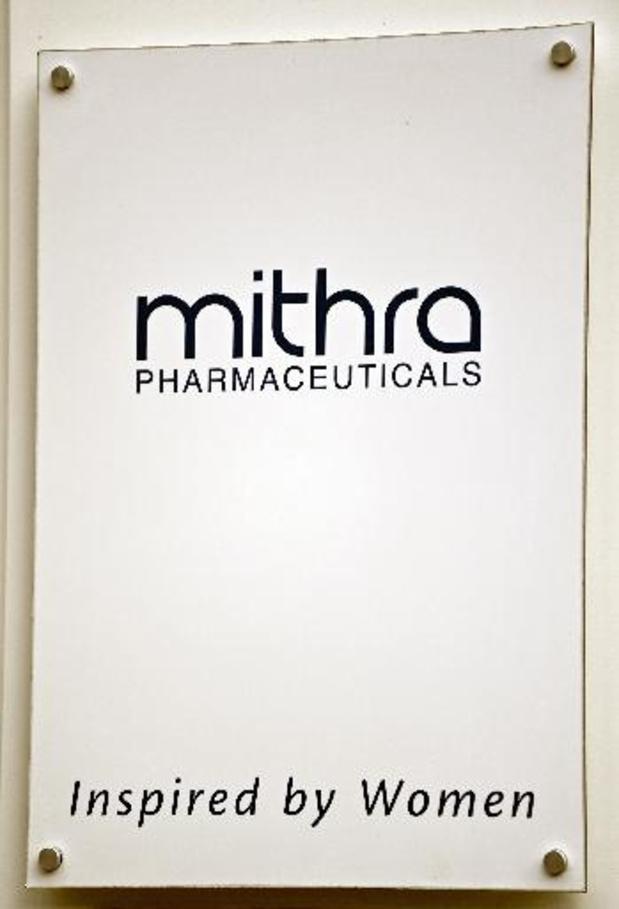 L'action de Mithra Pharmaceuticals suspendue sur Euronext Bruxelles