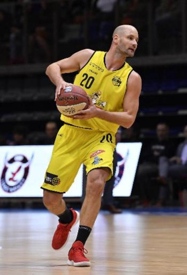 Euromillions Basket League - Le collectif d'Ostende fait la différence face à Malines