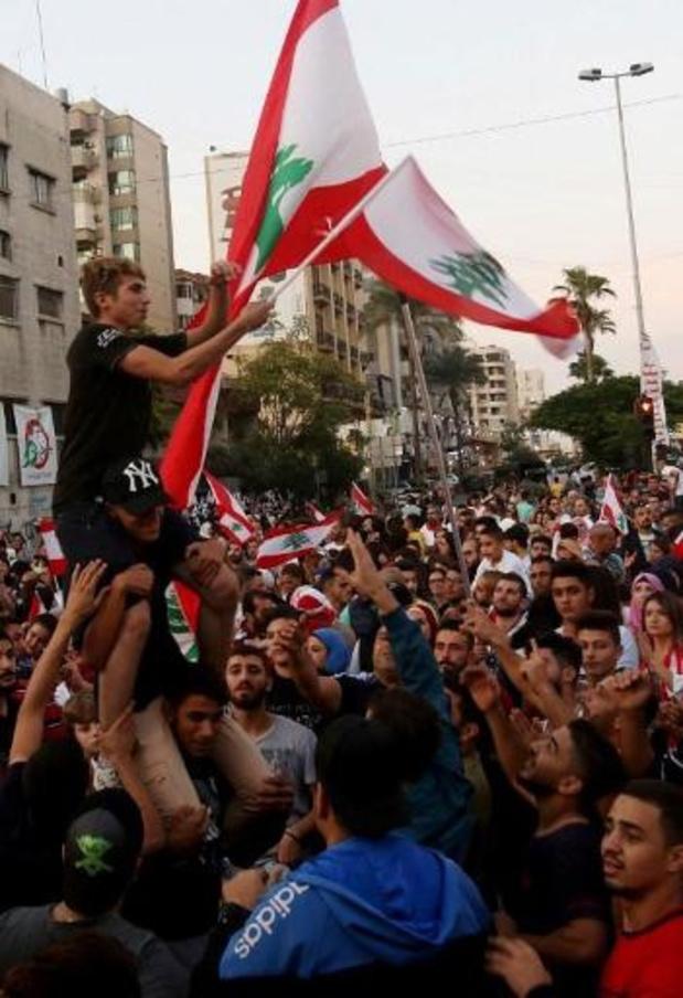 Protest Libanon - Opnieuw massademonstraties