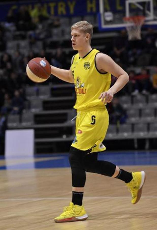 Euromillions Basket League - Oostende verslaat Antwerp ook in topper 8e speeldag