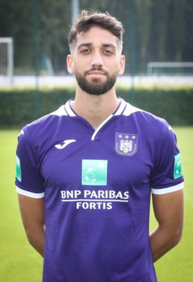 Josué Sa quitte Anderlecht pour Ludogorets