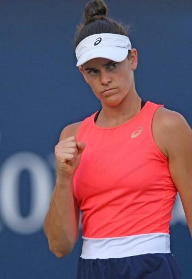 WTA Lexington - L'Américaine Jennifer Brady enlève son premier titre WTA
