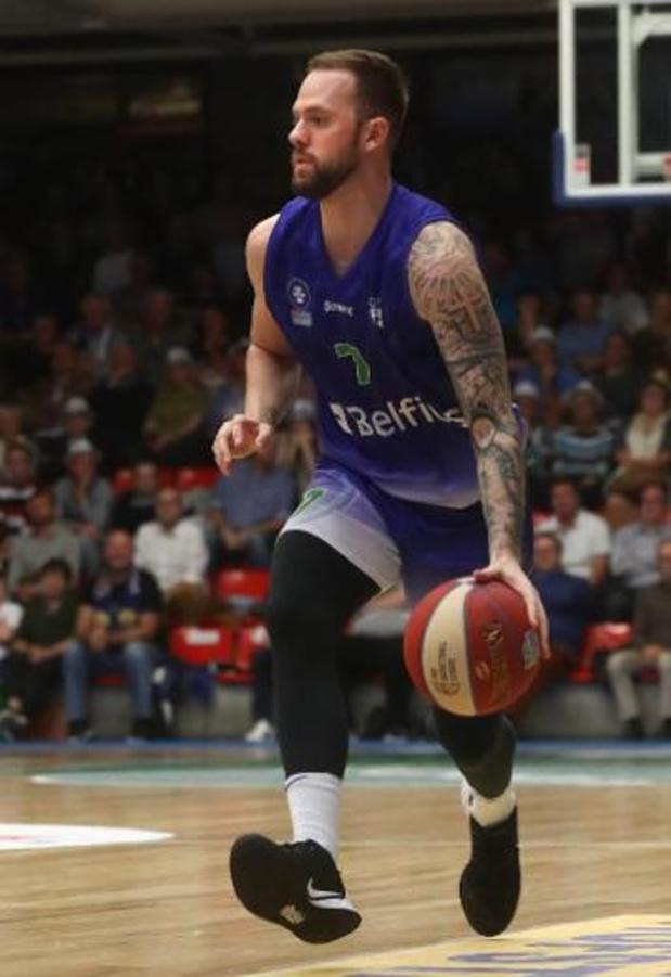 Euromillions Basket League - Antwerp lijdt 76-59 nederlaag in Bergen