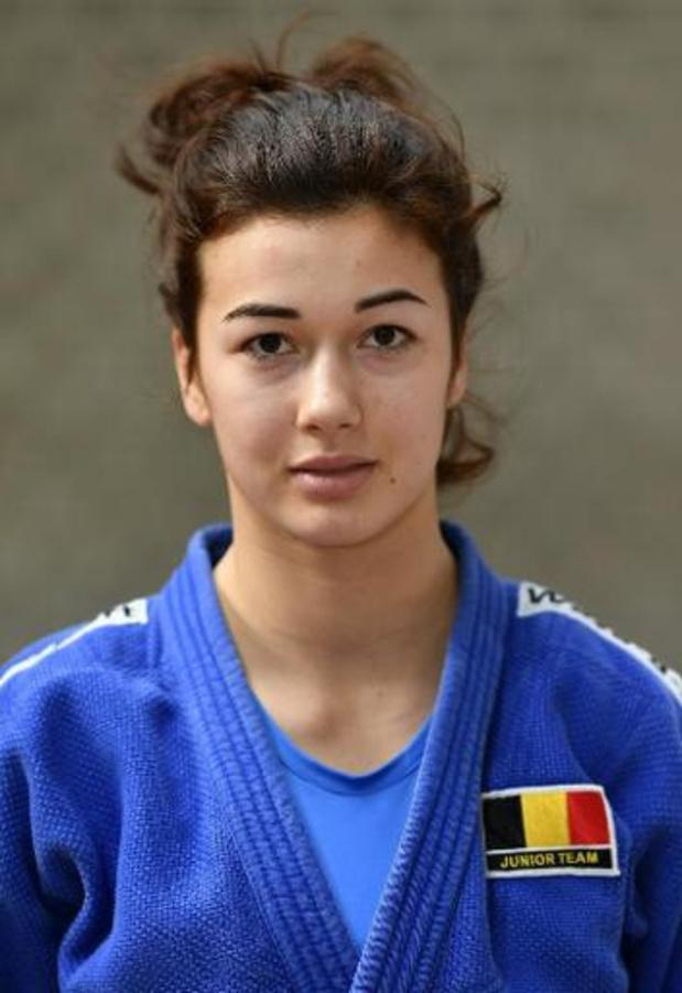 Gabriëlla Willems verovert brons op Grand Slam judo