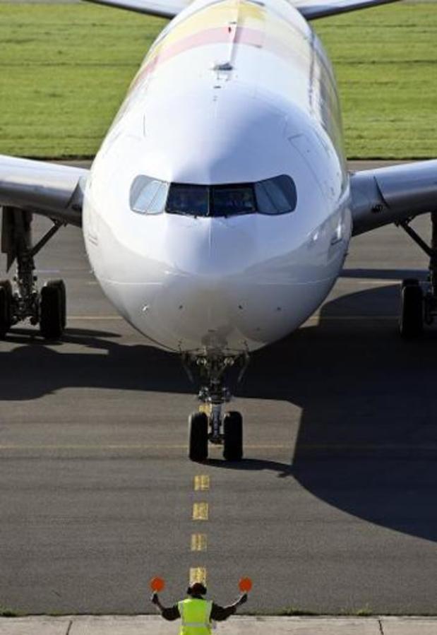 Un avion, avec 120 personnes à bord, atterrit à Schiphol