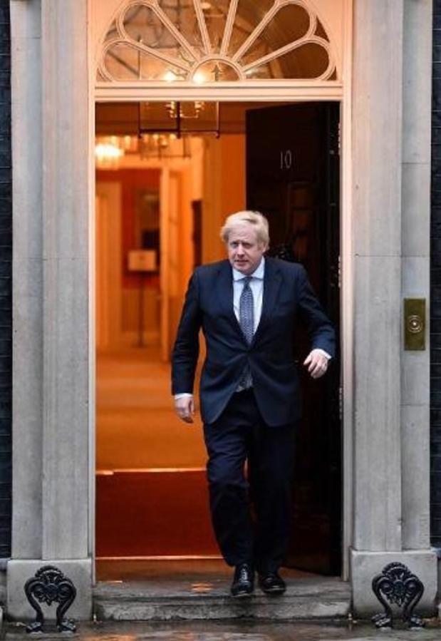 Britse premier Johnson zou zondag versoepeling lockdown aankondigen
