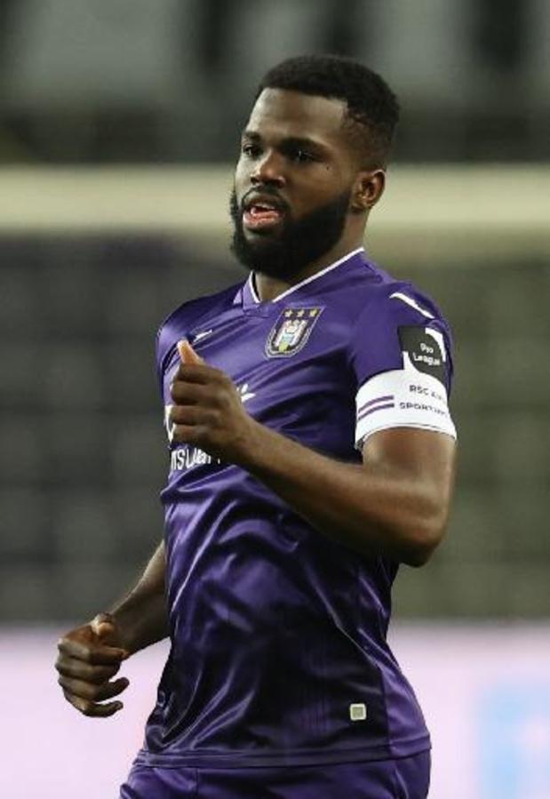 Jupiler Pro League - Kemar Lawrence (Anderlecht) retourne en MLS, à Toronto
