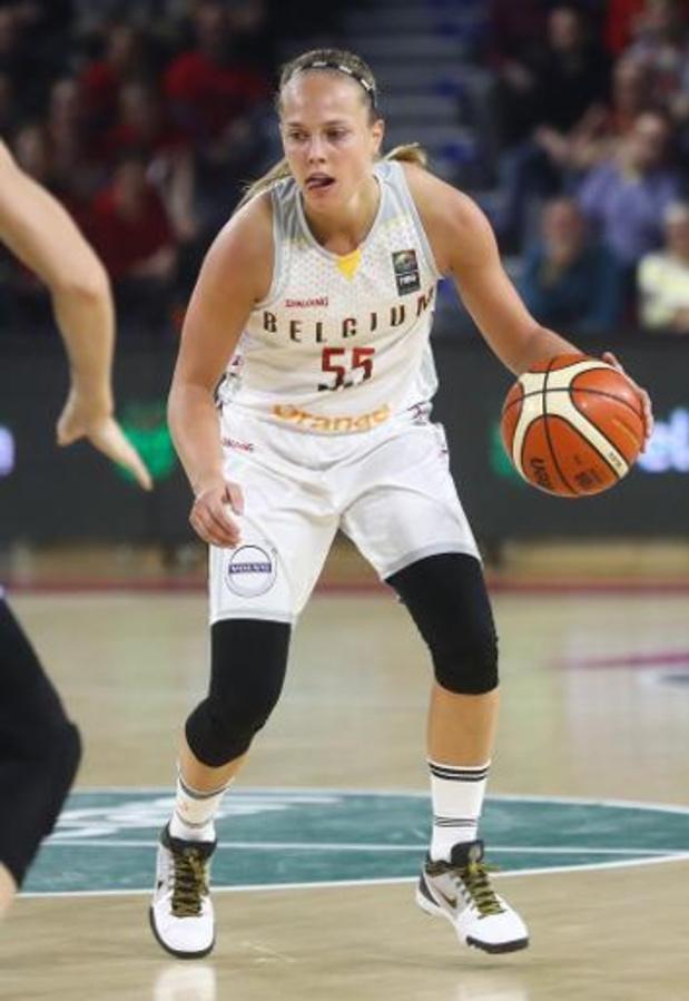 Euroligue basket (d) - Large victoire pour Lyon et Julie Allemand