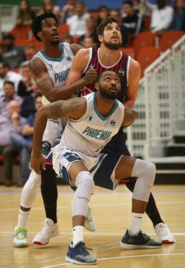Euromillions Basket League - Le Brussels s'impose sans problème à Malines, première succès de la saison pour Louvain