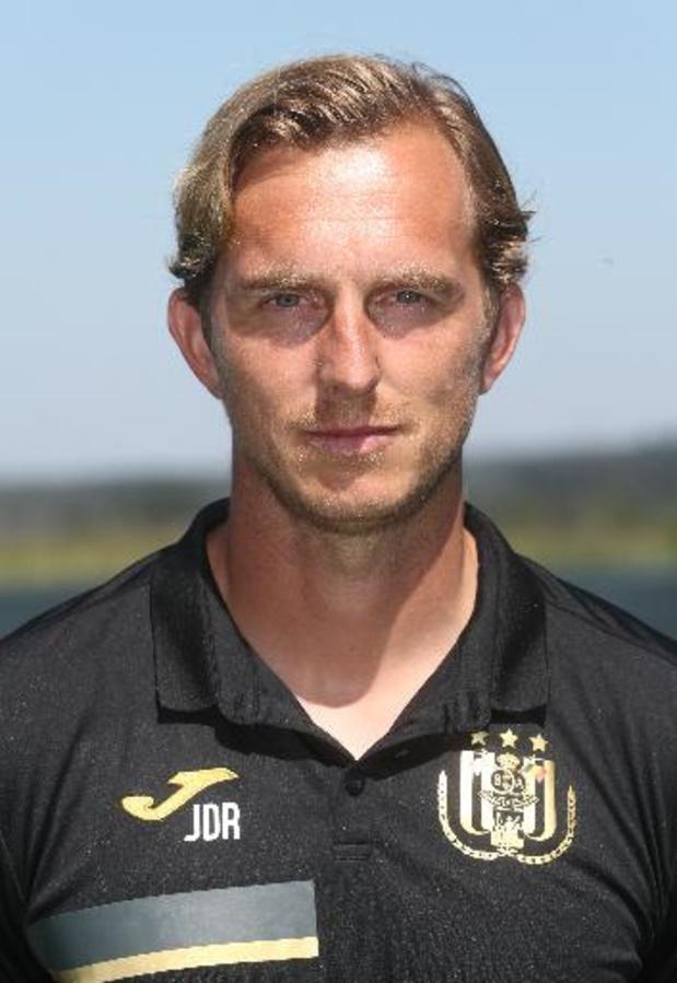 Jonas De Roeck est le nouvel entraîneur de Westerlo