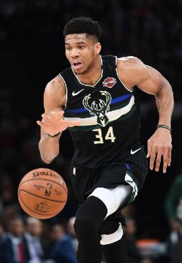 Trois Européens dans le meilleur cinq de la saison en NBA