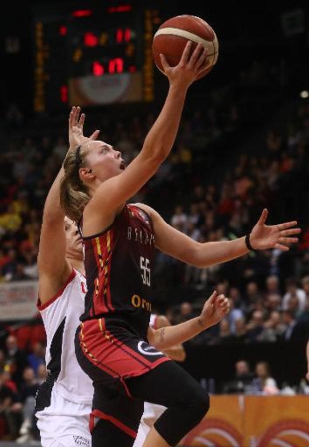 Montpellier gagne la Coupe de France, Julie Allemand (22 pts) MVP de la finale