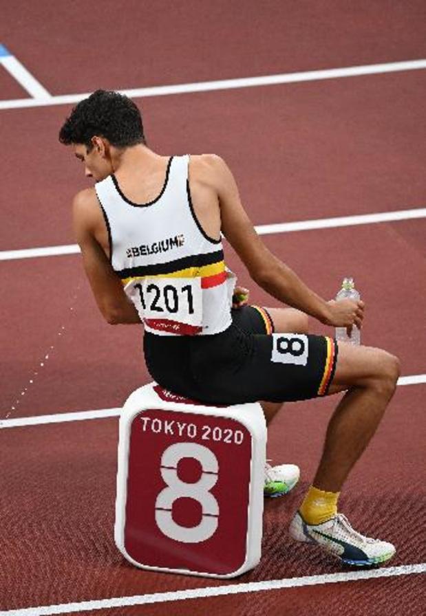 Le 400m pour l'Américain Michael Cherry en 44.03, record du meeting