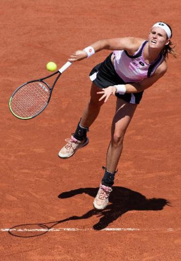 ITF Landisville - Greet Minnen s'incline en finale contre Nuria Parrizas-Diaz