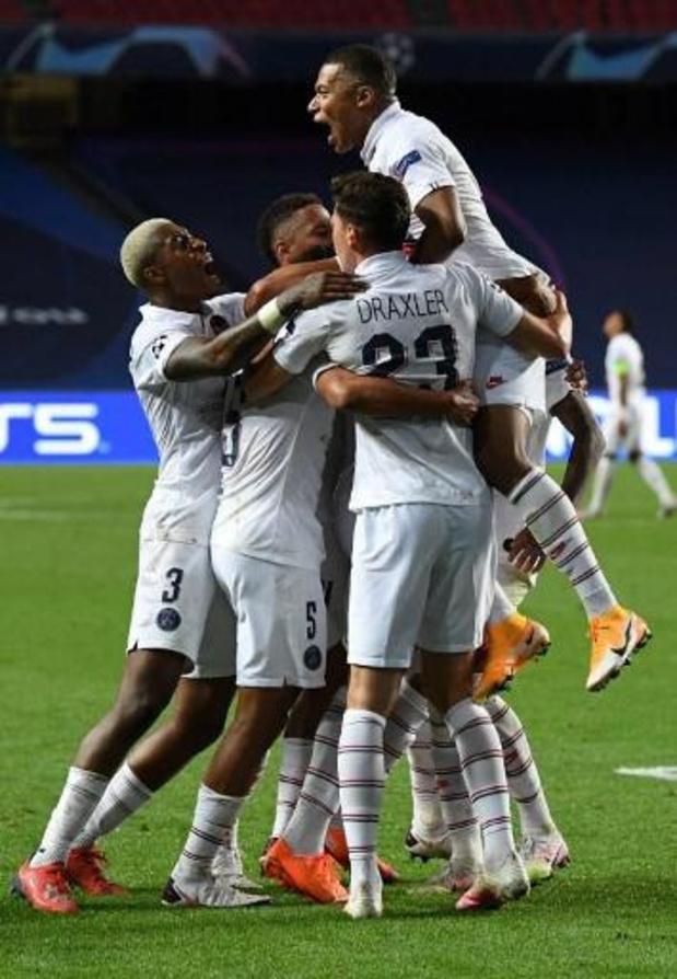 Ligue des champions - Le PSG premier qualifié pour les demi-finales de la Ligue des champions