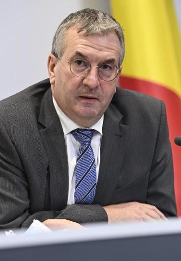 """""""Le report du baromètre est une décision unilatérale"""", regrette Jeholet"""