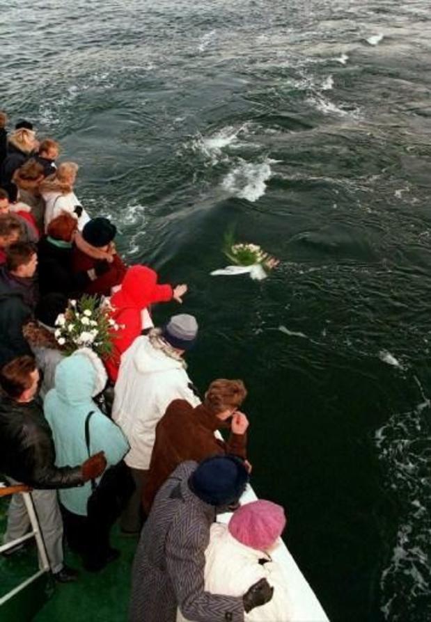 Un documentaire révèle de nouveaux éléments sur le naufrage de l'Estonia en 1994